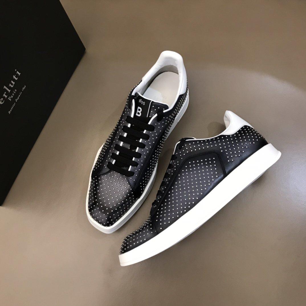 Berluti.布鲁提法国顶级男鞋B