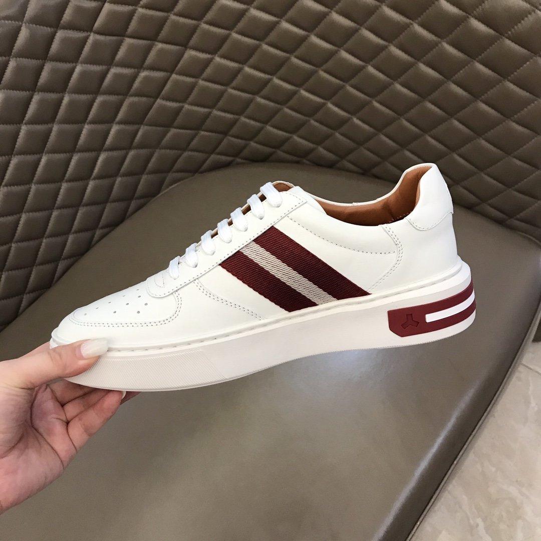 Bally家2020春夏超轻休闲版鞋