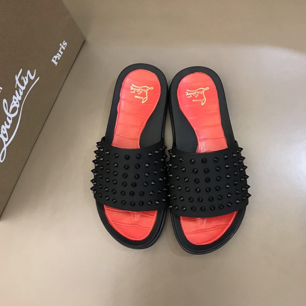 夏季CL红底鞋ChristianLo