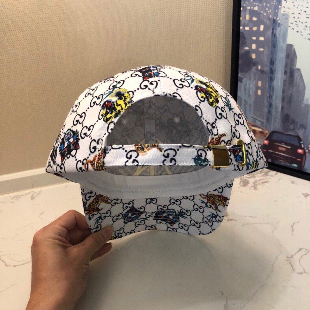 GUCCI 古奇彩色爆款专柜款棒球帽NY联盟专柜品质(图6)