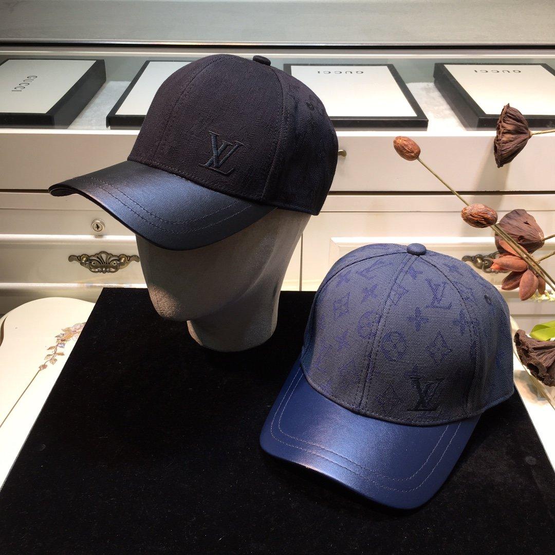 LouisVuitton路易威登 官网秋季新品棒球帽专柜同步(图2)