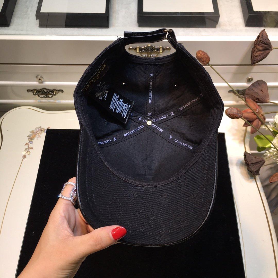 LouisVuitton路易威登 官网秋季新品棒球帽专柜同步(图6)
