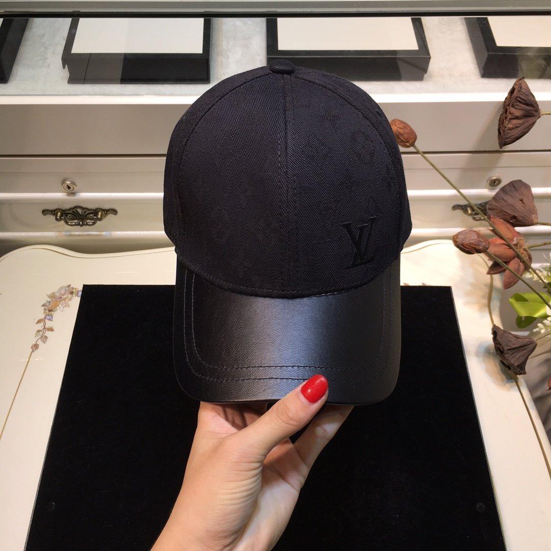 LouisVuitton路易威登 官网秋季新品棒球帽专柜同步(图4)