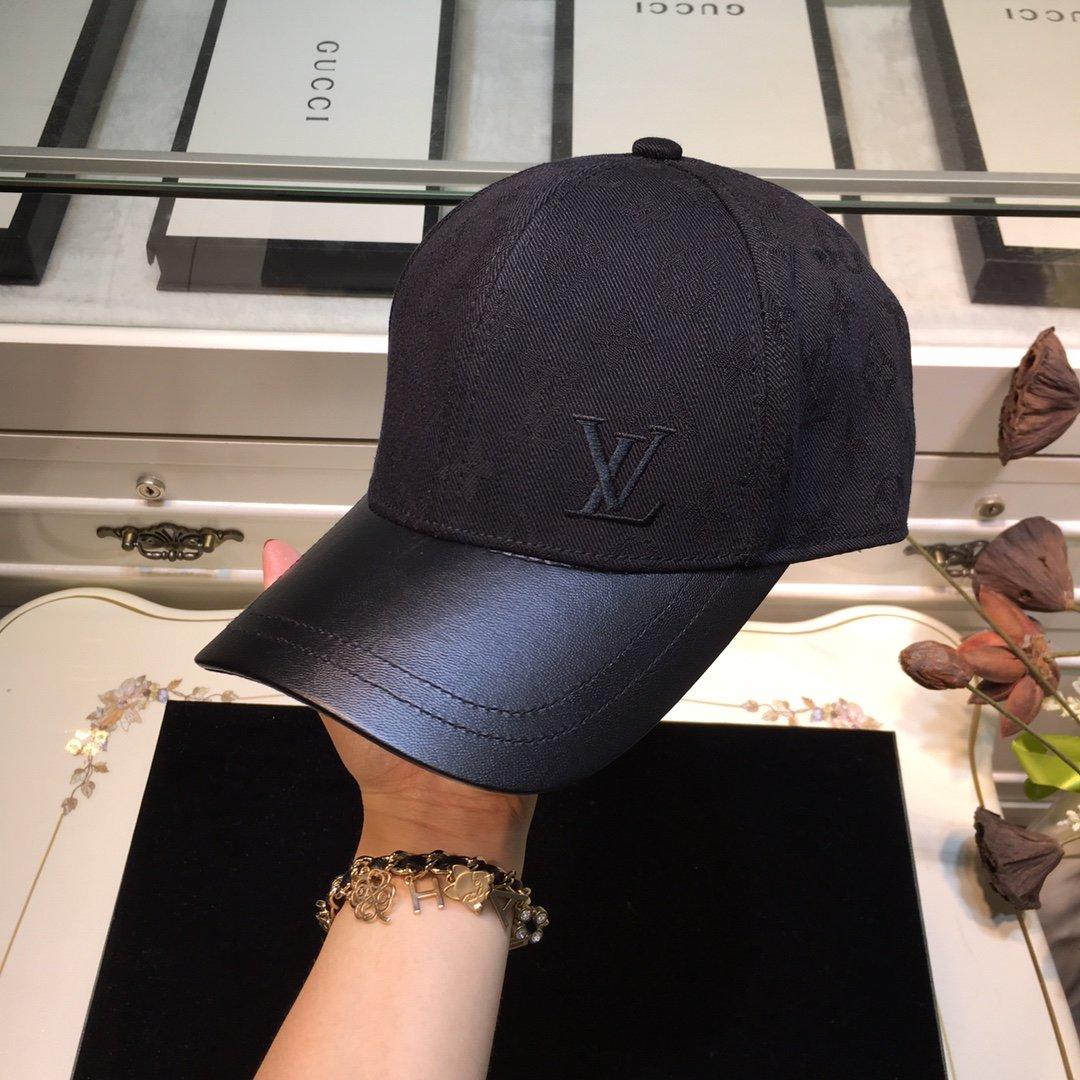 LouisVuitton路易威登 官网秋季新品棒球帽专柜同步
