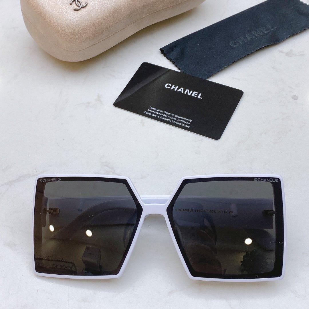 CHANEL香奈儿 CH5569  凹造型首选太阳眼镜 (图13)