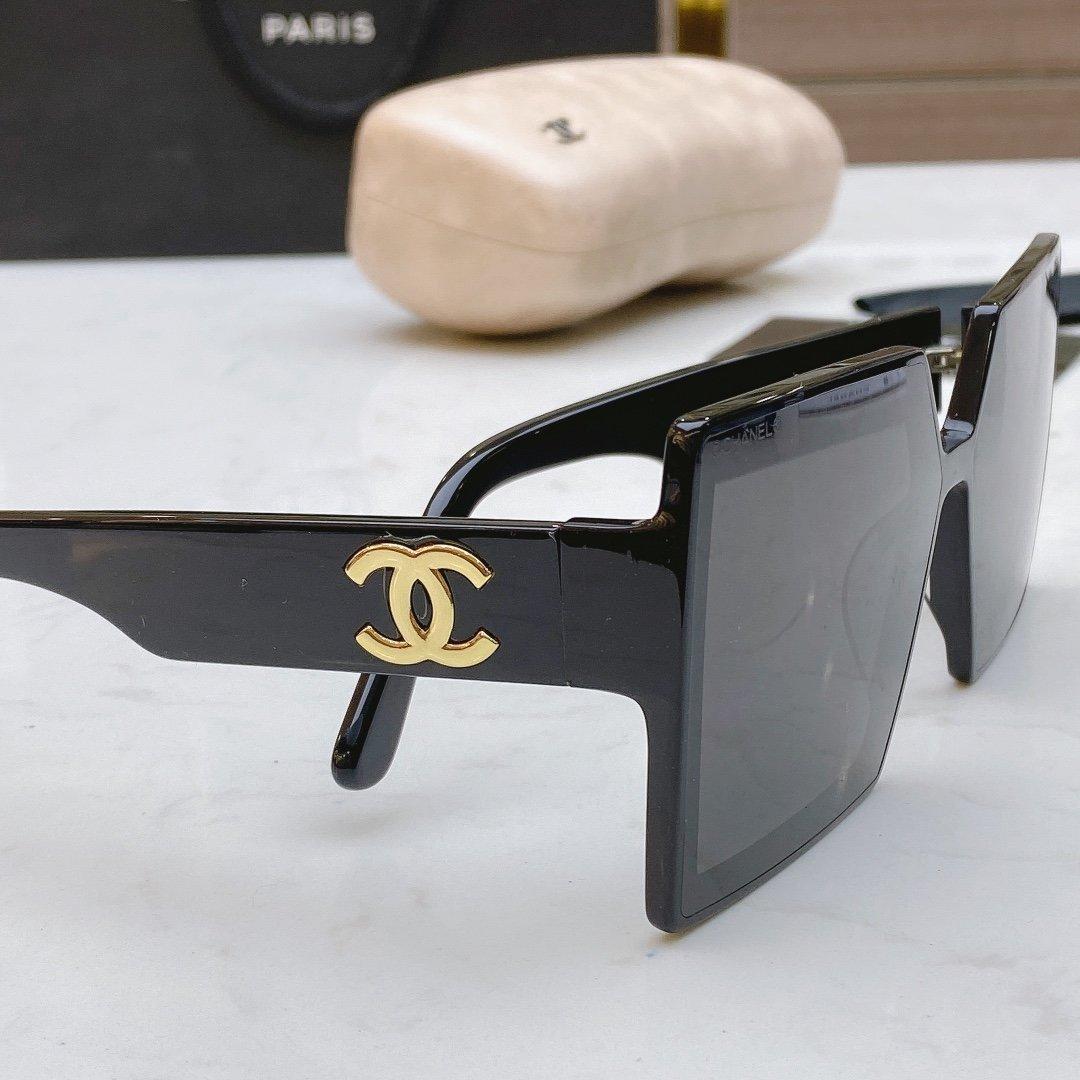 CHANEL香奈儿 CH5569  凹造型首选太阳眼镜 (图17)