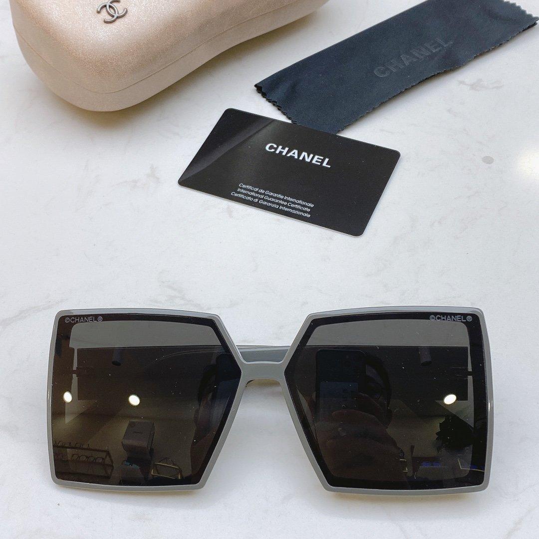 CHANEL香奈儿 CH5569  凹造型首选太阳眼镜 (图14)