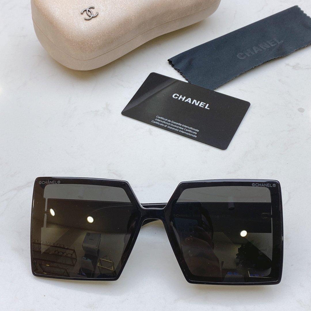 CHANEL香奈儿 CH5569  凹造型首选太阳眼镜 (图10)
