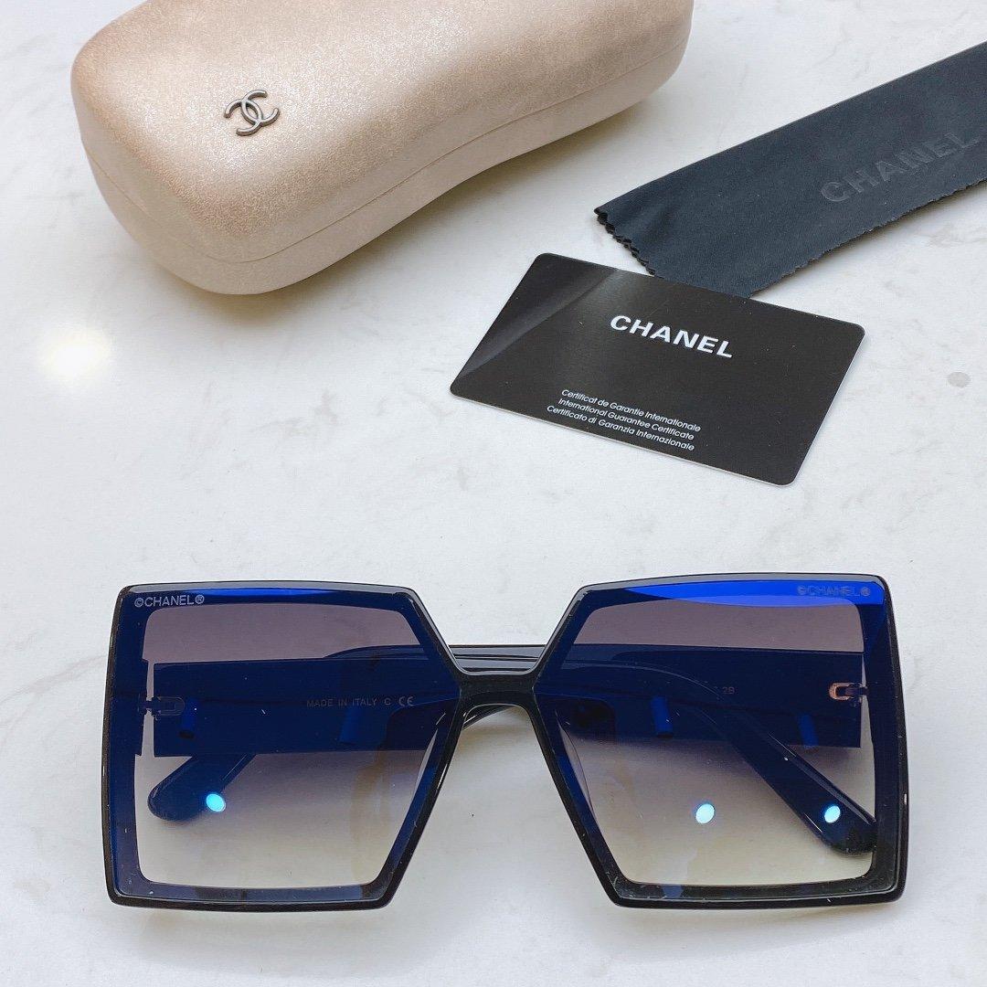 CHANEL香奈儿 CH5569  凹造型首选太阳眼镜 (图16)