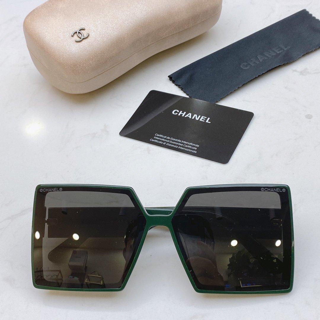 CHANEL香奈儿 CH5569  凹造型首选太阳眼镜 (图15)