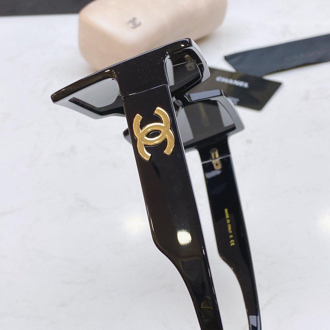 CHANEL香奈儿 CH5569  凹造型首选太阳眼镜 (图9)