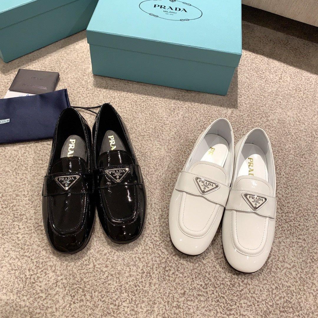 Prada代购品质2020新款乐福鞋(图1)