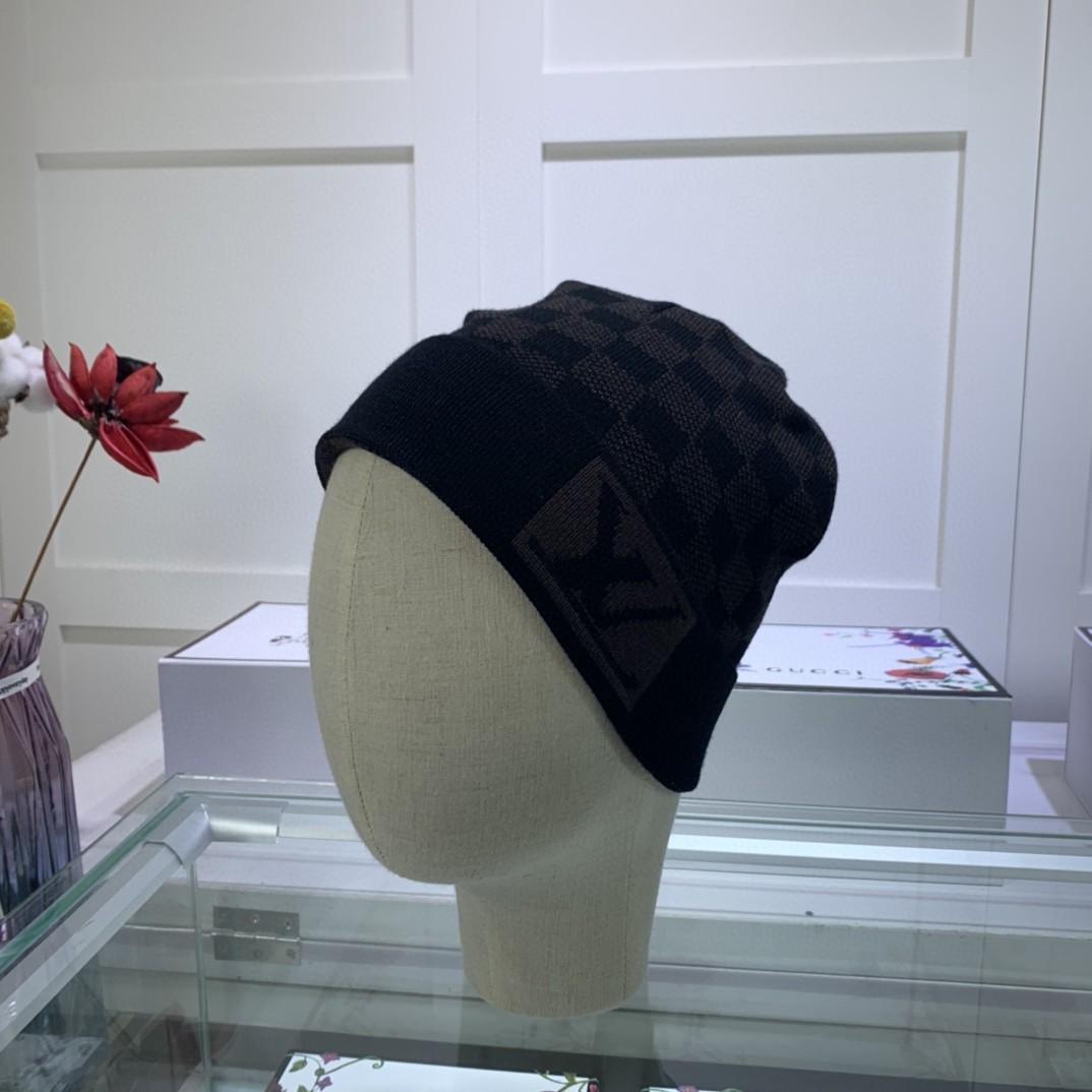 难得的高端羊毛针织帽家属福利面料大爱