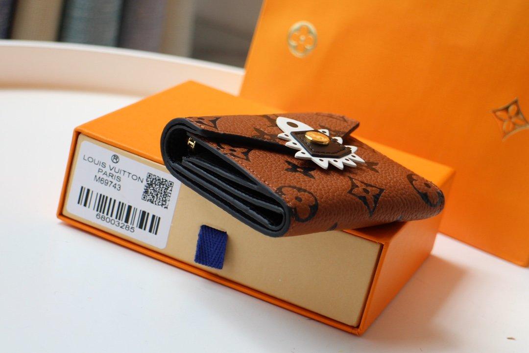 LV  Crafty 配饰、皮具和成衣系列推出特别款 Pochette Félicie 链条包M69511(图4)