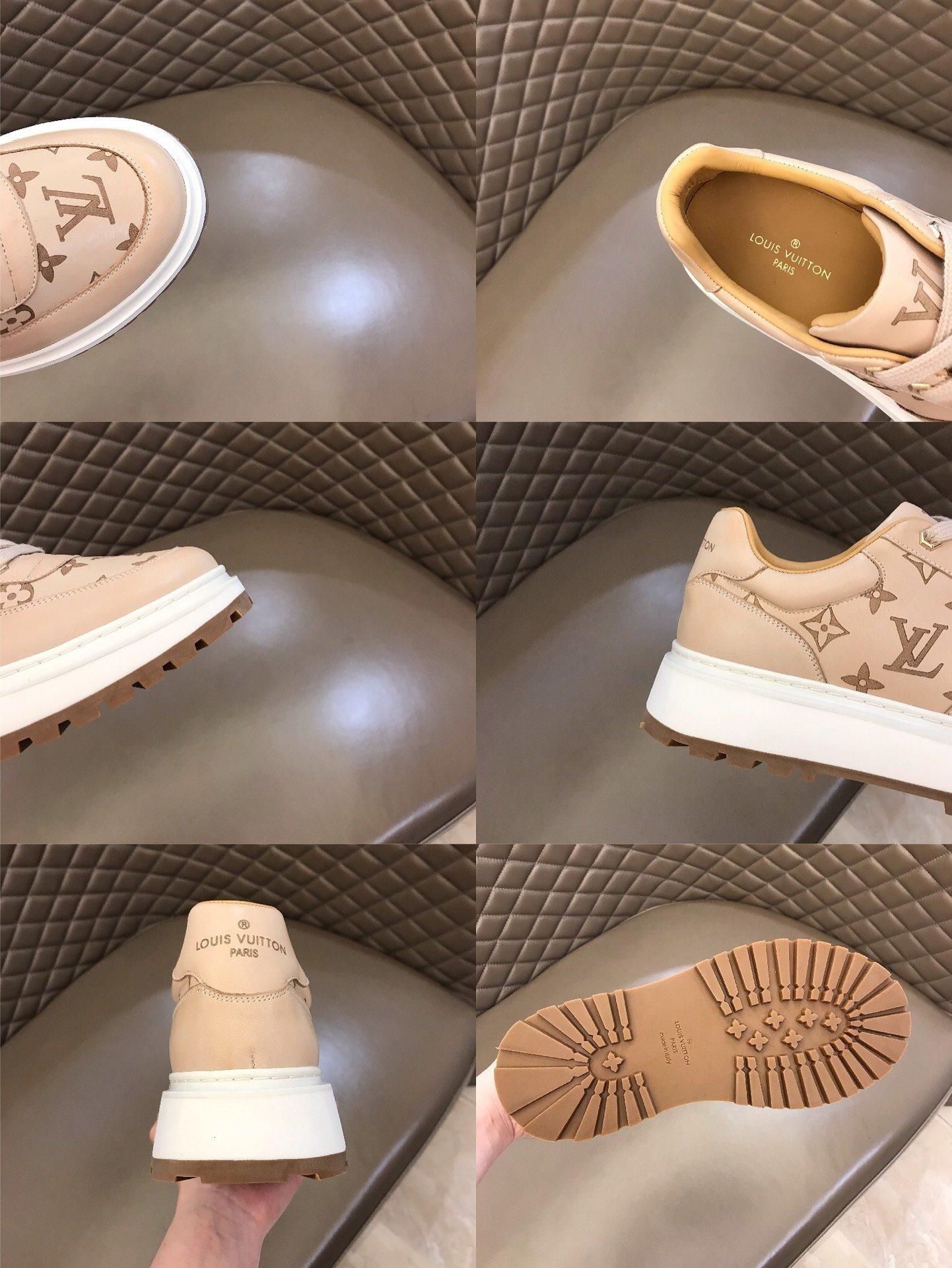 LVL奢品男士Abbesses运动鞋