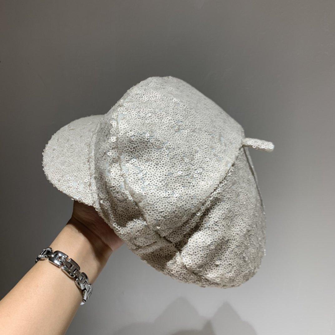 M牌专柜新款贝蕾帽秋季主打新品两用竹