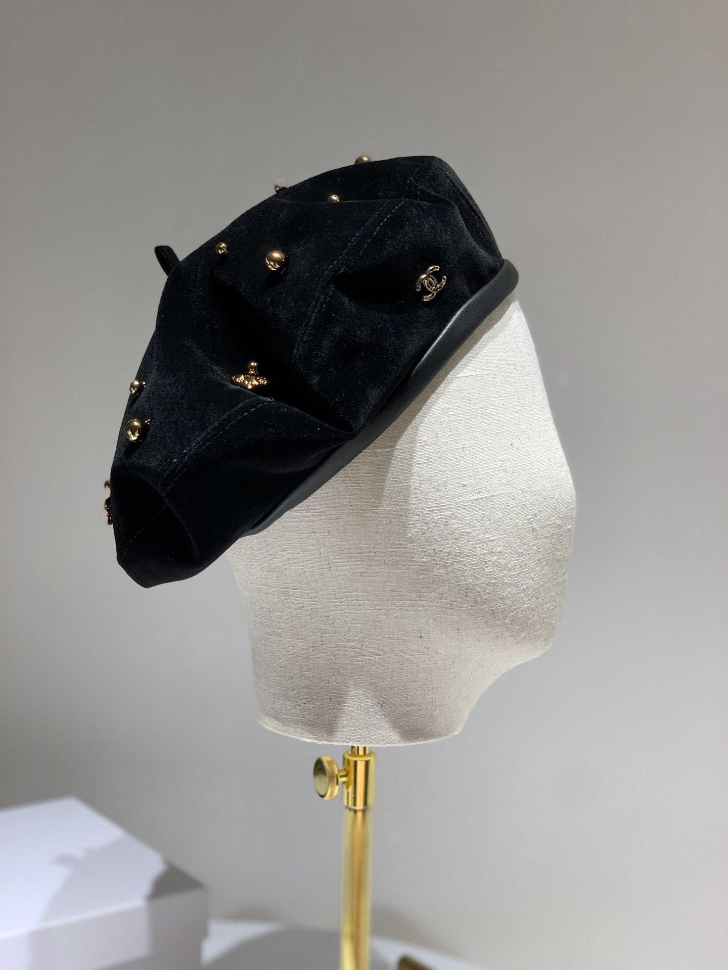 Chanel香奈儿2020新款贝蕾帽
