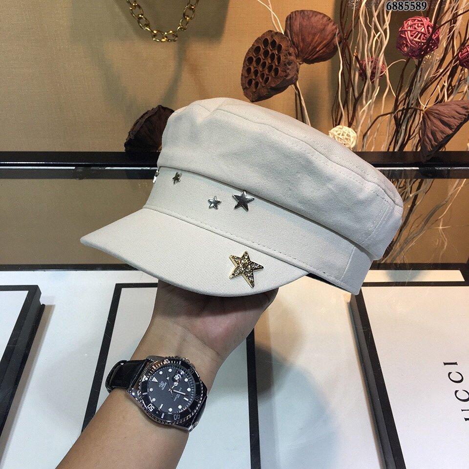 香奈儿Chanel高端定制最新军帽品