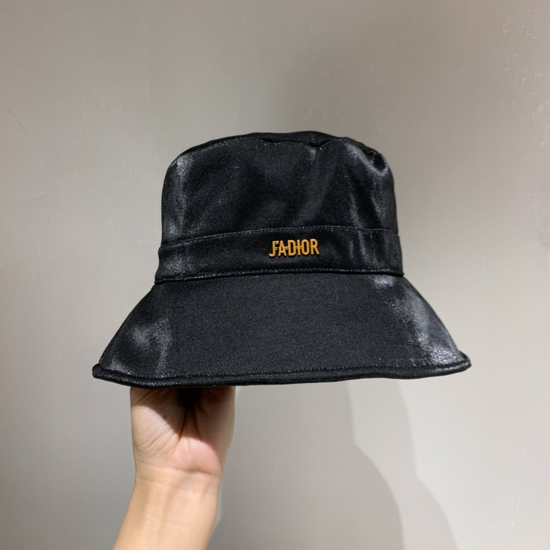 Dior迪奥2020秋季新款渔夫帽材