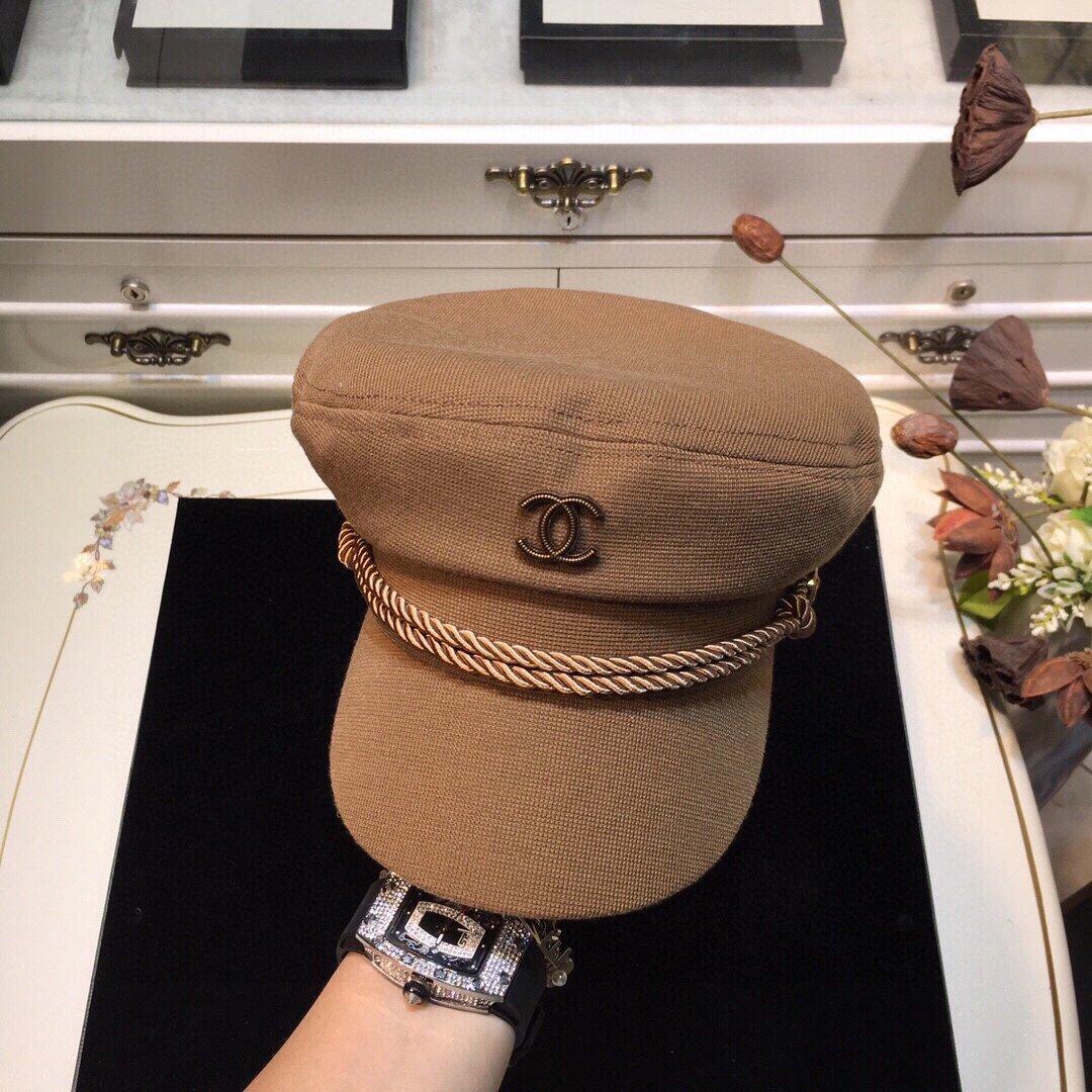 香奈儿CHANEL大牌原单海军帽小香