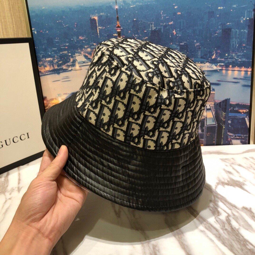 Dior迪奥2020新款渔夫帽爆款渔