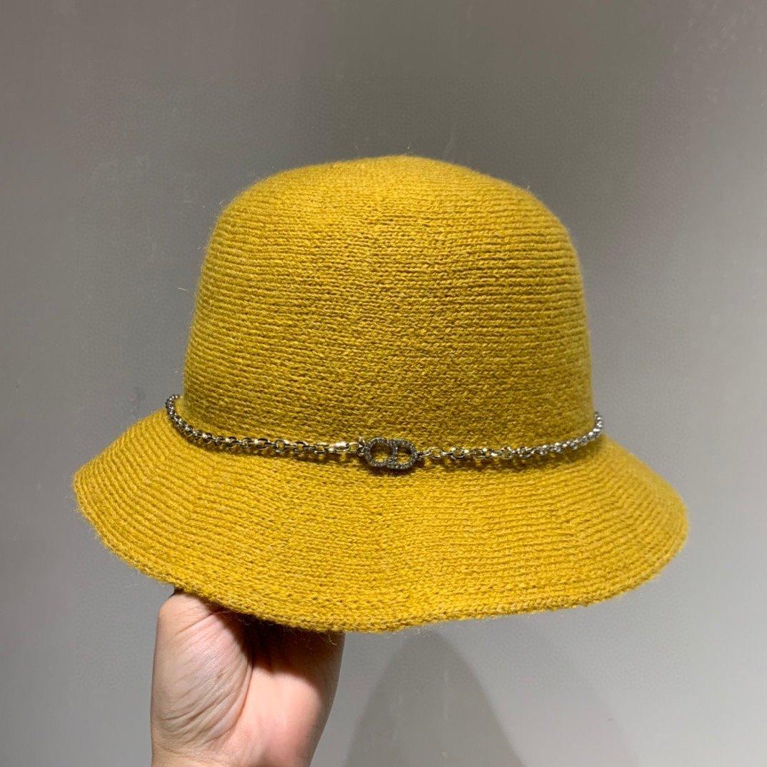 Dior迪奥2020秋季新款羊毛渔夫
