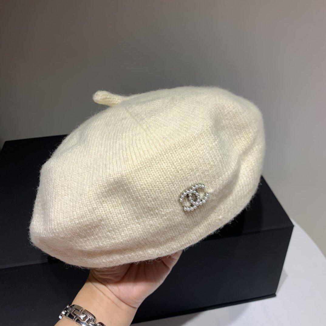 Chanel香奈儿2020秋季羊毛针