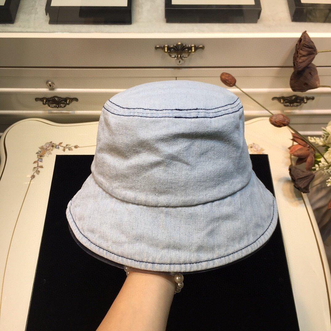 上新罗意威LOEWE牛仔新系列渔夫帽