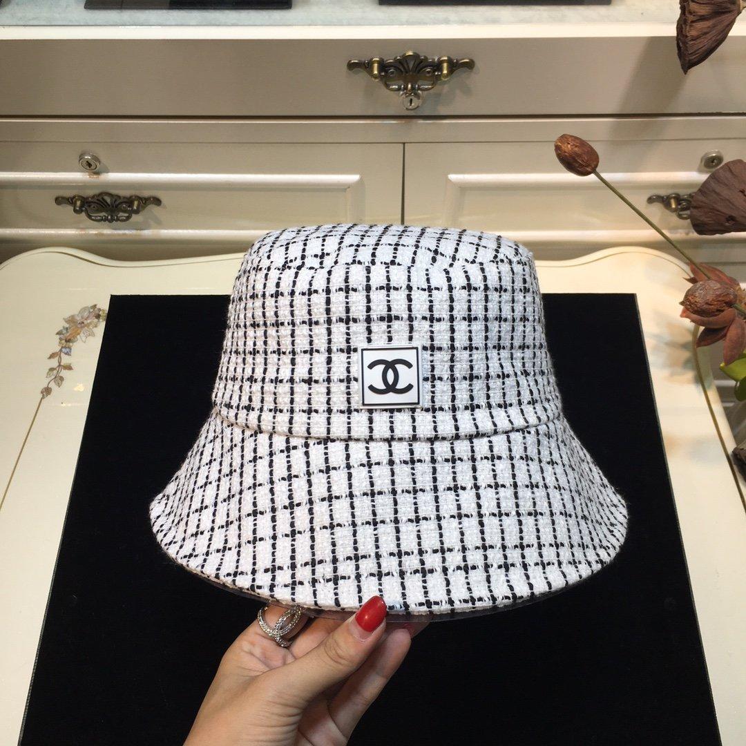 上新Chanel香奈儿渔夫帽早秋新品