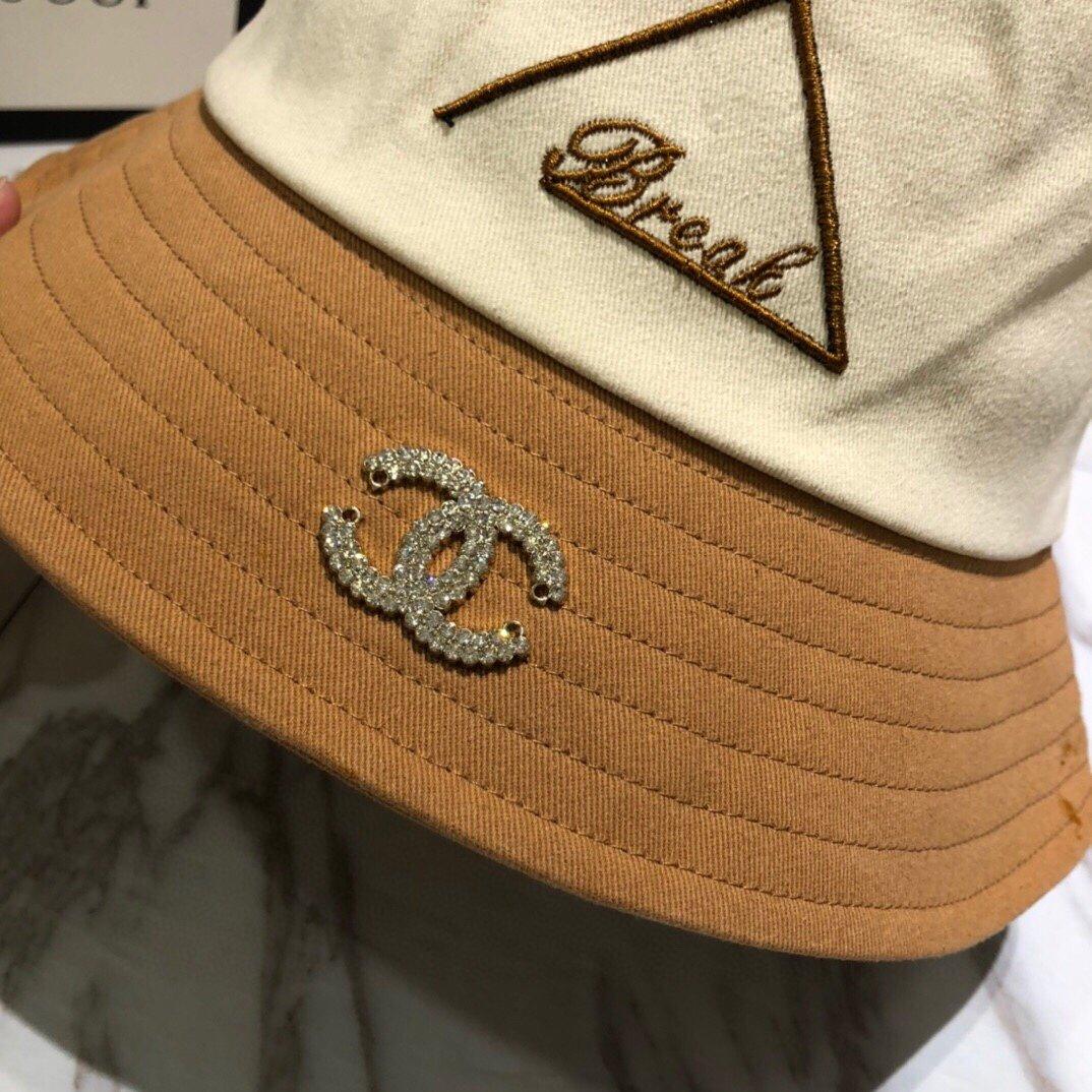 CHANEL香奈儿渔夫帽2020新款