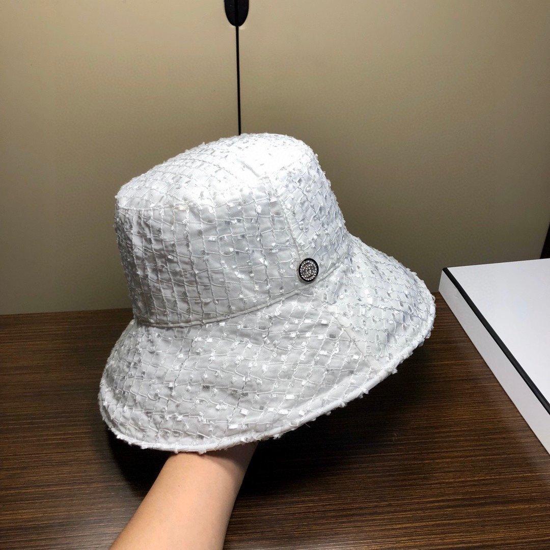 CHANEL香奈儿夏季新款渔夫帽!夏