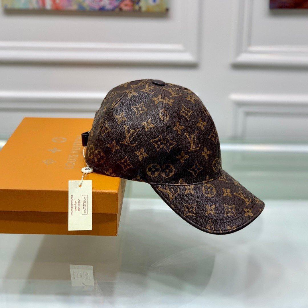 配包装布袋LV路易威登经典原单棒球帽