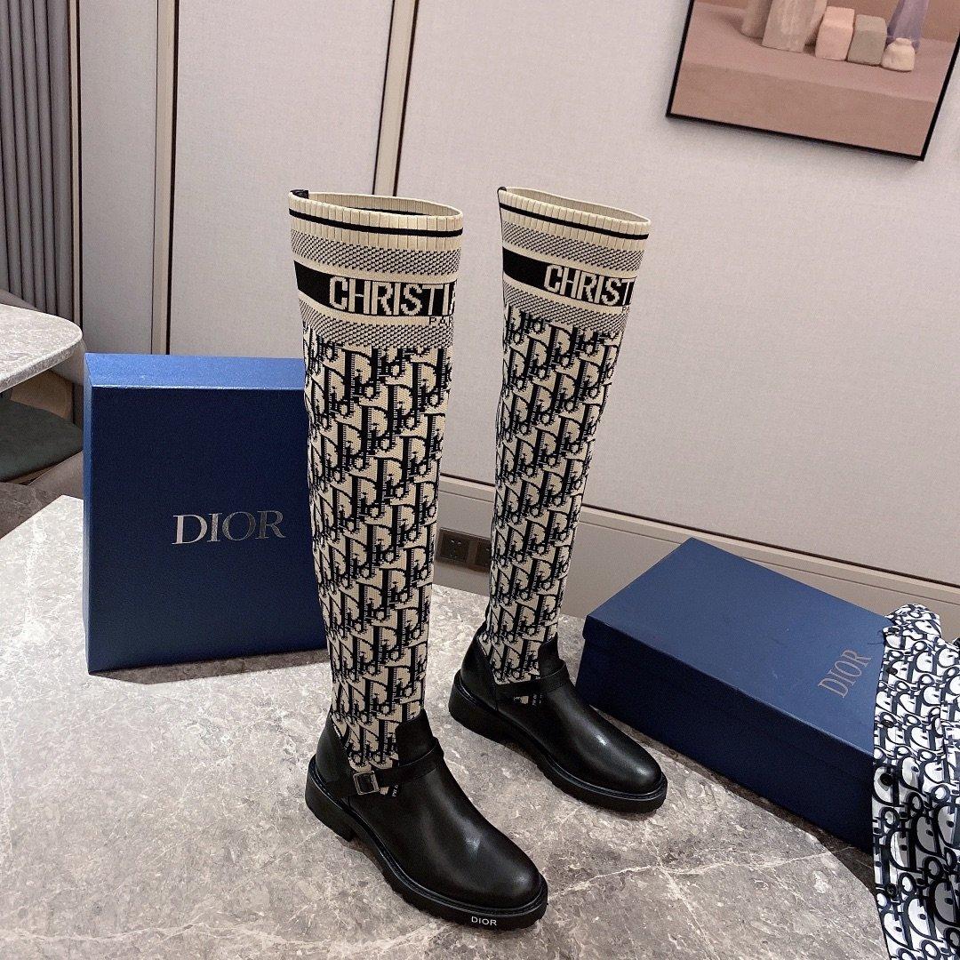 长靴Dior迪奥2020最新经典走秀