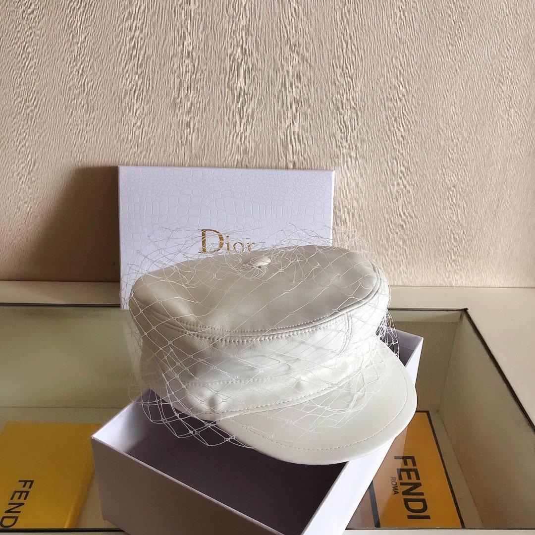 DIOR迪奥2020专柜同步网纱皮质