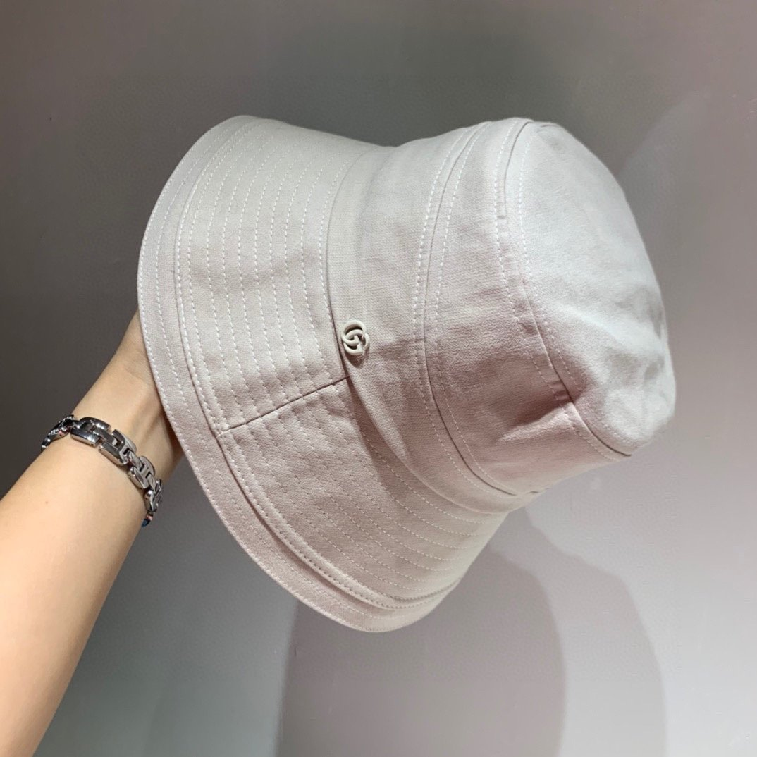 Gucci古奇2020新款渔夫帽超好