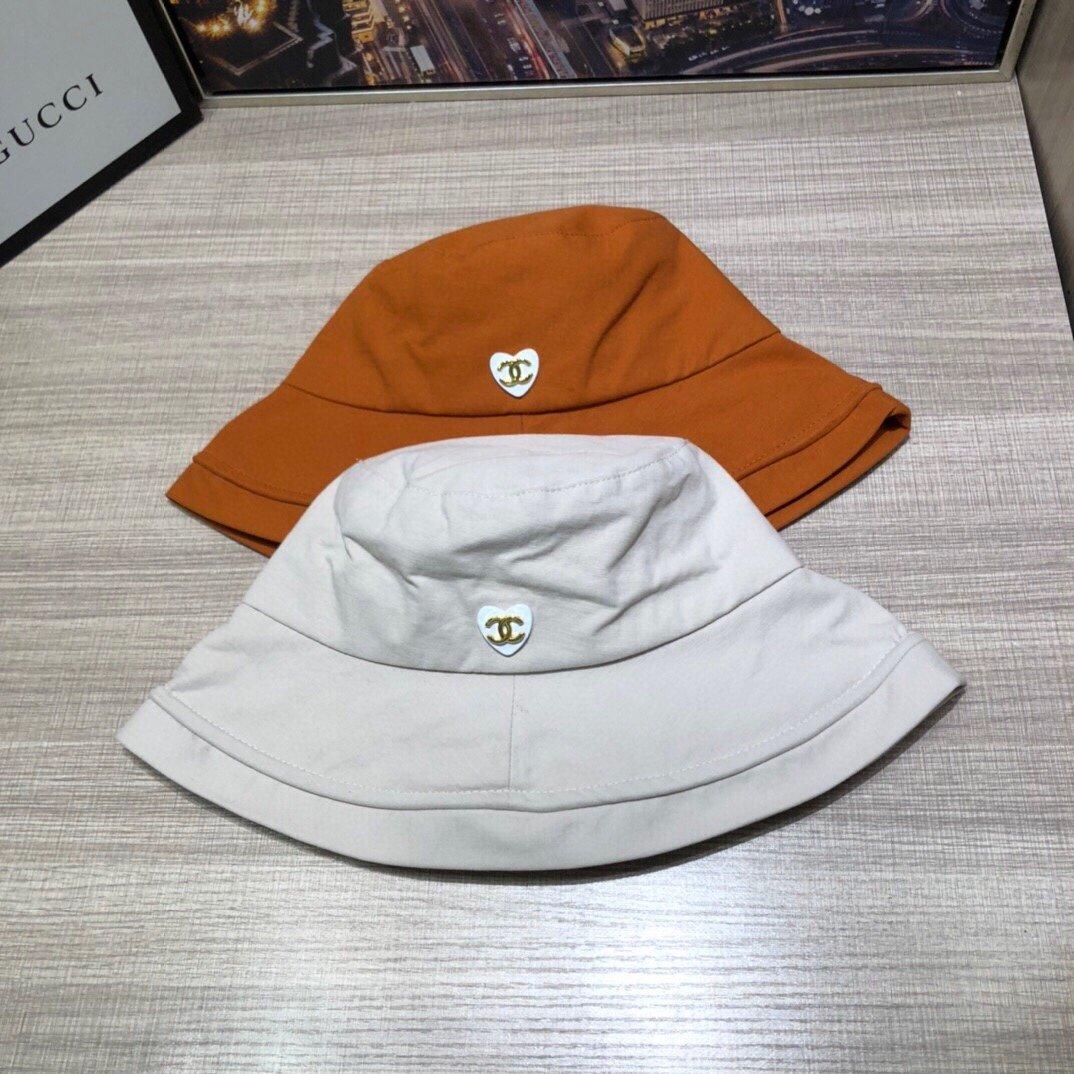 香奈儿渔夫帽2020最新款透气性超好