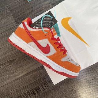 Nike SB Dunk  脏脏橘  高质量版本货 36-44码数