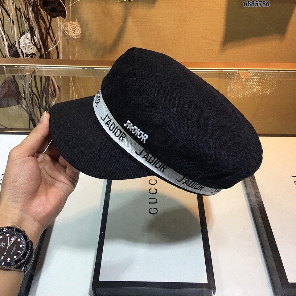 Dior迪奥军帽超级推荐爆款潮帽范儿