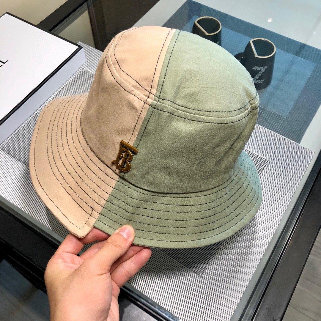 TB巴宝莉2020新款渔夫帽香香风走