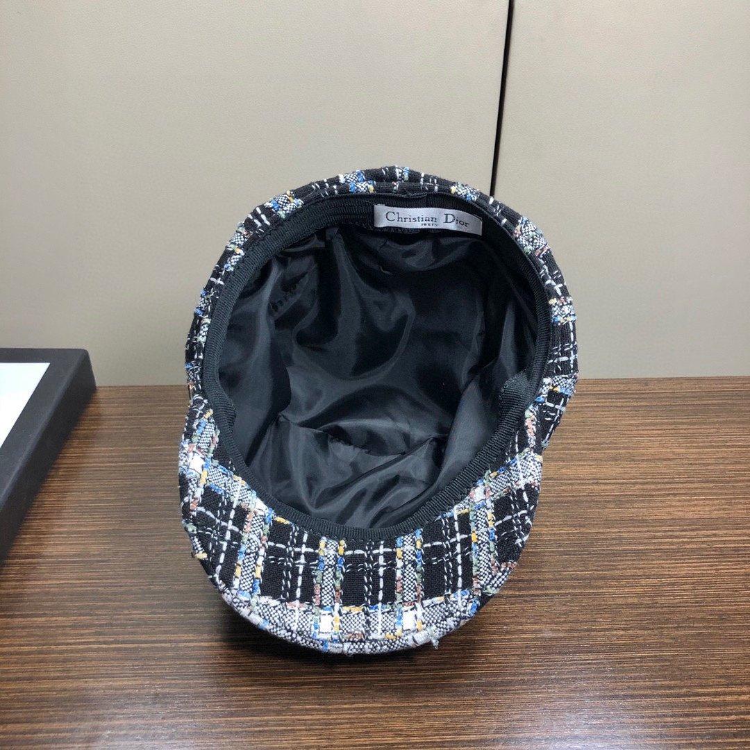 Dior迪奥新款立体八角帽超级仙的呦