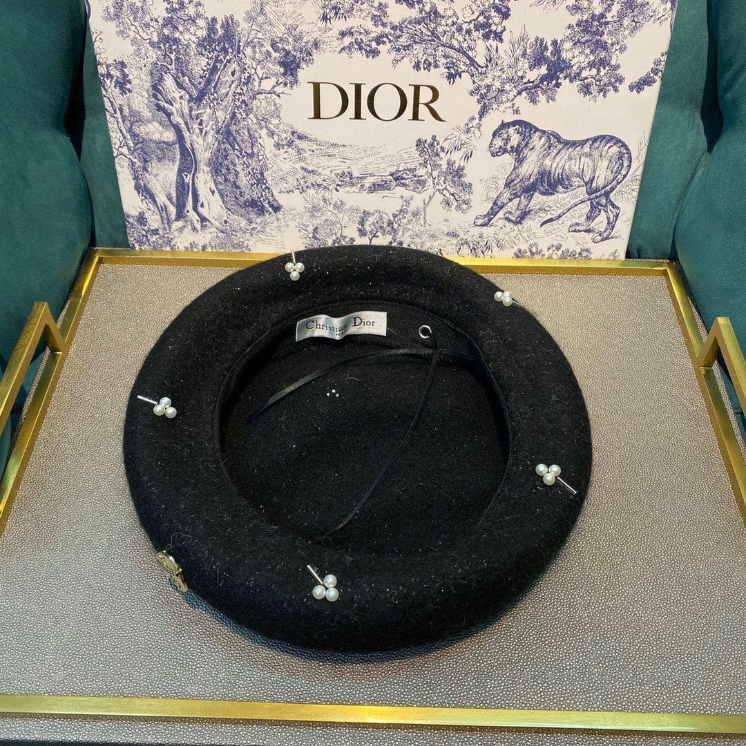 特DIOR迪奥2020新款珍珠装饰羊