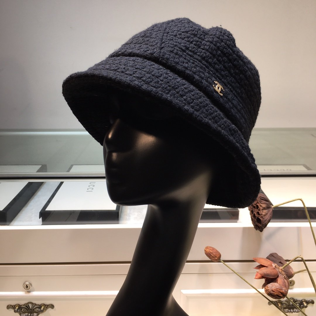 上新香奈儿CHANEL秋季新款小帽沿
