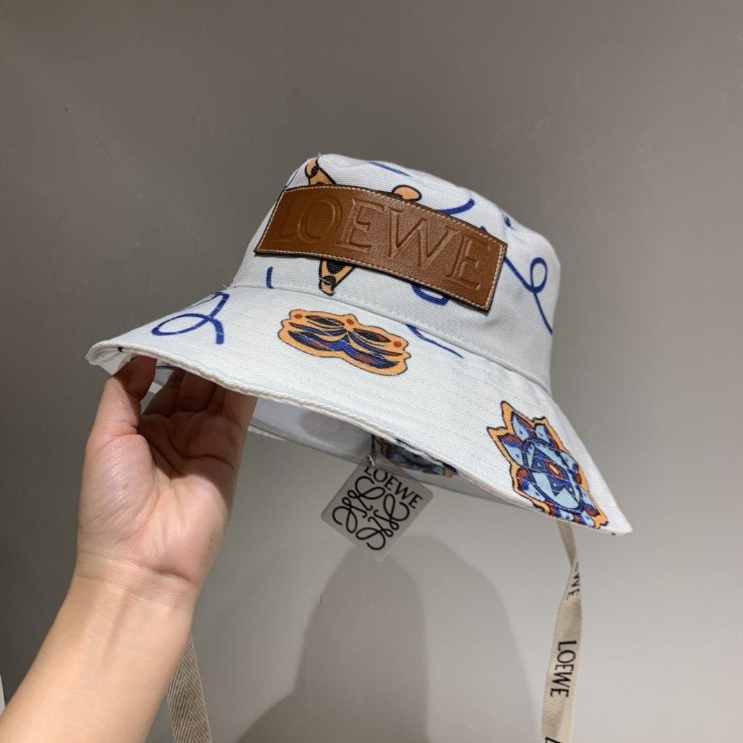 LOEWE罗意威专柜正品开模渔夫帽原