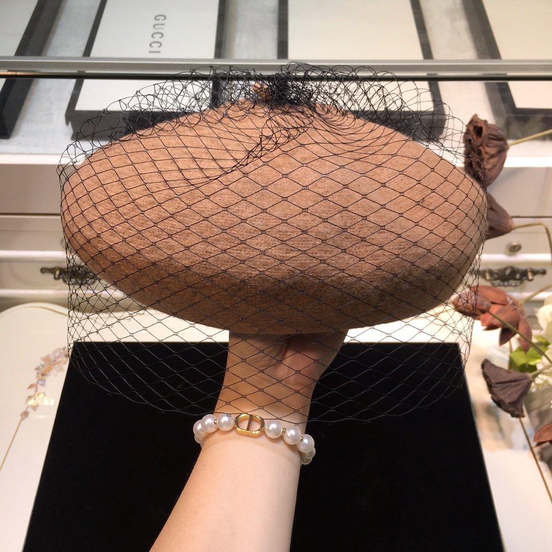 香奈儿CHANEL羊毛贝雷帽爆款小香