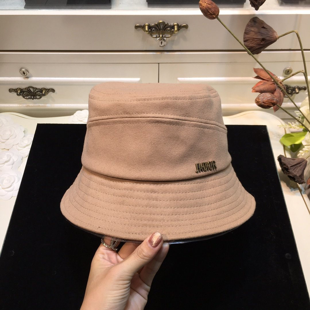 上新Dior迪奥秋季新品渔夫帽出游百