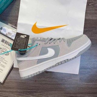 Nike SB Dunk  白灰色  高质量版本货 36-44码数