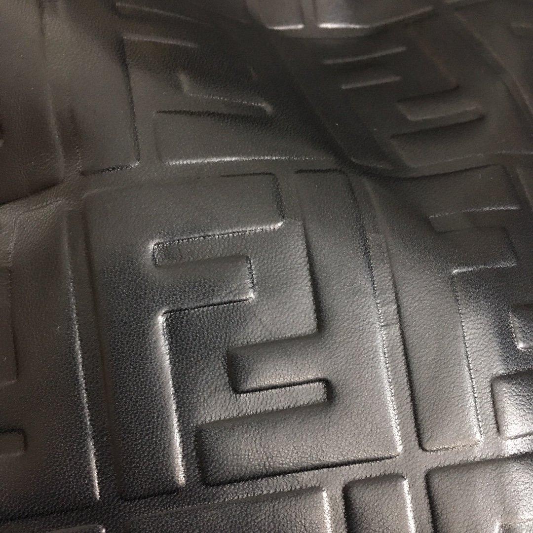 Fendi新款双F字母提花气质包臀显