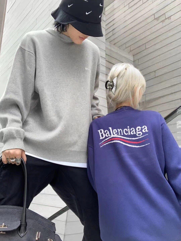 Balenciaga新款logo字母