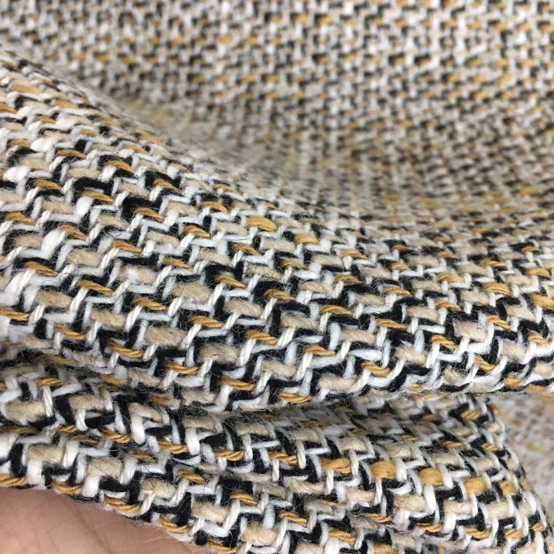 Celine新款高端定制金扣羊毛混纺