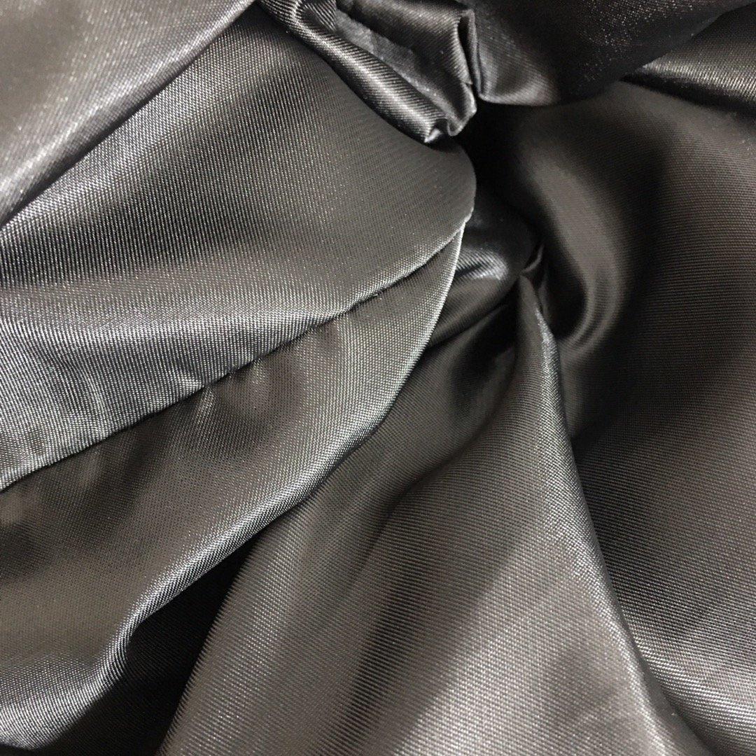 克罗心新款梵文字母印花单排扣长袖西装